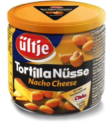 Tortilla Nüsse, Nacho Cheese